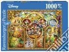 Puzzle 1000 pz - dcl i classici disney puzzle