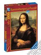 Puzzle 1000 pz - leonardo: la gioconda
