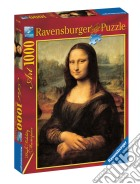 Ravensburger 15296 - Puzzle 1000 Pz - Arte - Leonardo - La Gioconda puzzle