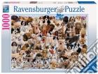 Puzzle 1000 pz - cuccioli del mondo puzzle