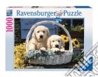 Cuccioli di retriever puzzle
