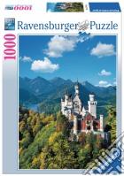 Ravensburger 15755 - Puzzle 1000 Pz - Foto E Paesaggi - Neuschwanstein In Autunno puzzle