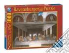 Ravensburger 15776 - Puzzle 1000 Pz - Arte - Leonardo - L'Ultima Cena puzzle