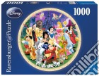 Ravensburger 15784 - Puzzle 1000 Pz - Fantasy - Protagonisti Disney puzzle