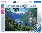 Fiordo norvegese puzzle