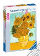 Ravensburger 15805 - Puzzle 1000 Pz - Arte - Van Gogh - Vaso Di Girasoli puzzle