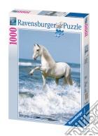 Puzzle 1000 pz - cavallo bianco puzzle