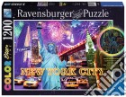 Puzzle Color Starline 1200 Pz - Scintillante New York puzzle