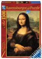 Puzzle 1500 Pz - Leonardo - La Gioconda puzzle