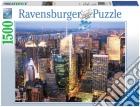 Puzzle 1500 Pz - Grattacieli Illuminati puzzle