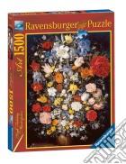 Puzzle 1500 Pz - Bruegel - Vaso Di Fiori puzzle