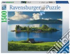 Puzzle 1500 Pz - Isola Norvegese puzzle