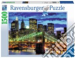 Puzzle 1500 pz - skyline di new york puzzle