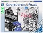 Ravensburger 16296 - Puzzle 1500 Pz - A Parigi puzzle