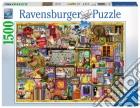 Ravensburger 16312 - Puzzle 1500 Pz - Colin Thompson - Scaffale Da Bricolage puzzle
