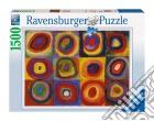 Ravensburger 16377 - Puzzle 1500 Pz - Kandinsky - Studio Sul Colore puzzle