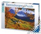 Val di funes in autunno (14+ anni) puzzle