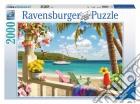 Puzzle 2000 pz - paradiso tropicale puzzle