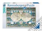 Antica carta geografica puzzle