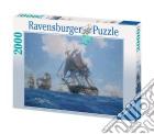 Puzzle 2000 pz - battaglia navale puzzle