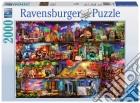 Ravensburger 16685 - Puzzle 2000 Pz - Miracoloso Mondo Dei Libri puzzle