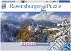 Ravensburger 16691 - Puzzle 2000 Pz - Panorama - Castello Di Neuschwanstein puzzle