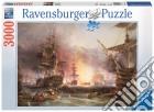 Ravensburger 17010 - Puzzle 3000 Pz - Bombardamento Di Algeri puzzle