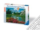 Ravensburger 17024 - Puzzle 3000 Pz - Passo Di Sella, Dolomiti puzzle