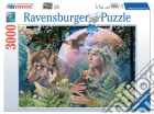 Ravensburger 17033 - Puzzle 3000 Pz - La Fanciulla E Il Lupo puzzle