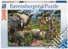 Ravensburger 17070 - Puzzle 3000 Pz - Animali Allo Stagno puzzle