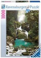 Ravensburger 19050 - Puzzle 1000 Pz - Foto E Paesaggi - Cascate Mackay, Nuova Zelanda puzzle