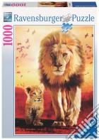Puzzle 1000 pz - leoni puzzle
