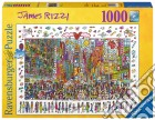 Puzzle 1000 pz - james rizzi: times square