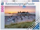 Puzzle 1000 Pz Foto E Paesaggi - Spiaggia Sul Mar Baltico puzzle