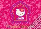 Hky hello kitty principessa indiana puzzle
