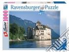 Castel chillon, presso montreux puzzle