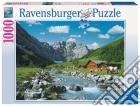Puzzle 1000 pz - monti karwendel, austria