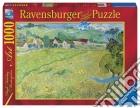 Ravensburger 19221 - Puzzle 1000 Pz - Arte - Van Gogh - Les Vessenot In Auvers puzzle
