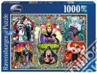 Ravensburger 19252 - Puzzle 1000 Pz - Fantasy - Le Cattive Disney puzzle