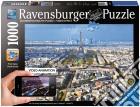 Puzzle 1000 pz - veduta aerea di parigi