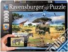 Puzzle 1000 pz - animali della savana