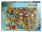 Ravensburger 19314 - Puzzle 1000 Pz - Foto E Paesaggi - Biblioteca Bizzarra 2 puzzle