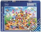 Ravensburger 19383 - Puzzle 1000 Pz - Fantasy - Carnevale Disney puzzle