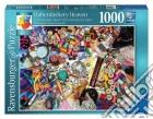 Ravensburger 19396 - Puzzle 1000 Pz - Fantasy - Rocchetti puzzle