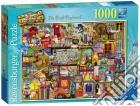 Ravensburger 19412 - Puzzle 1000 Pz - Fantasy - The Craft Cupboard puzzle