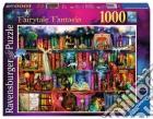 Ravensburger 19417 - Puzzle 1000 Pz - Fantasy - La Libreria Delle Fate puzzle