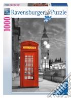 Big Ben e cabina telefonica