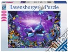 Ravensburger 19478 - Puzzle 1000 Pz - Fantasy - Christian Lassen - Passaggio Nella Luce puzzle