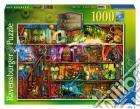 Ravensburger 19511 - Puzzle 1000 Pz - Foto E Paesaggi - Aimee Steward - Viaggio Fantastico puzzle
