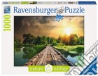 Ravensburger 19538 - Puzzle 1000 Pz - Foto E Paesaggi - Luce Mistica puzzle